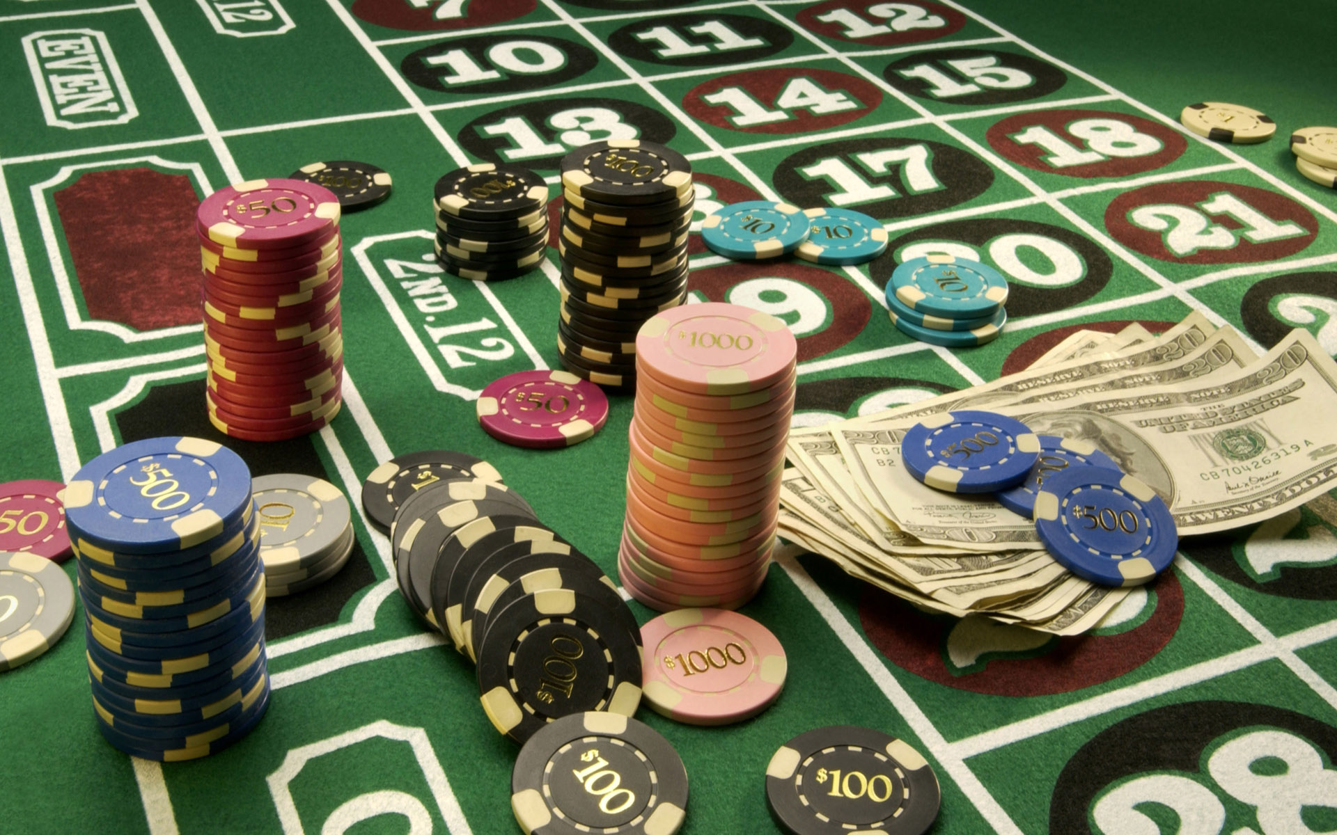 Understand that Bet Sizes matter in the gaming industry