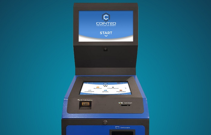 Cointed Bitcoin ATMs: from zero to a hundred