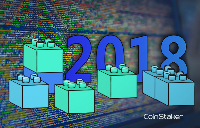 Cryptocurrency and Blockchain technology improvements coming in 2018