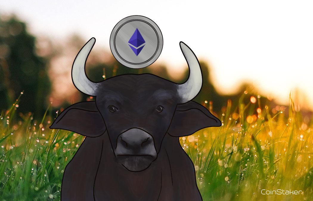 Ethereum Sees Above Ground 200 Again After JP Morgan Statement