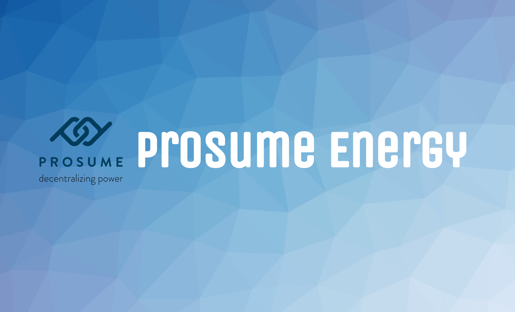 Background-Prosume Energy