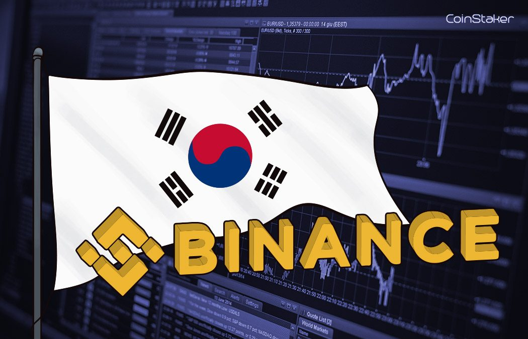 Binance Ready to Enter South Korean Market