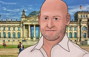 Blockchain firm founder Joseph Lubin