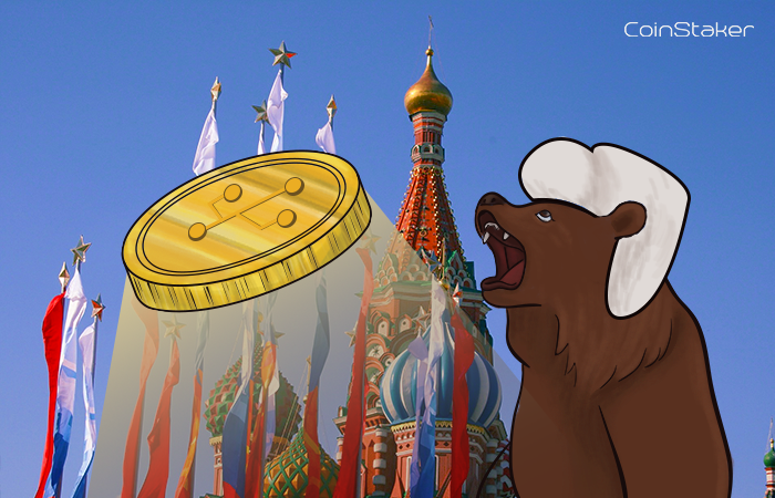 Sanctions can be Ignored with Blockchain technology. Russia's Stance