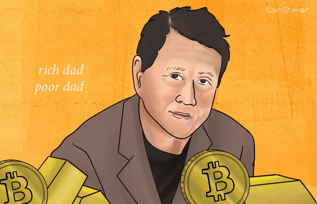 Robert Kiyosaki Gold And Crypto Are The Hedging Tool
