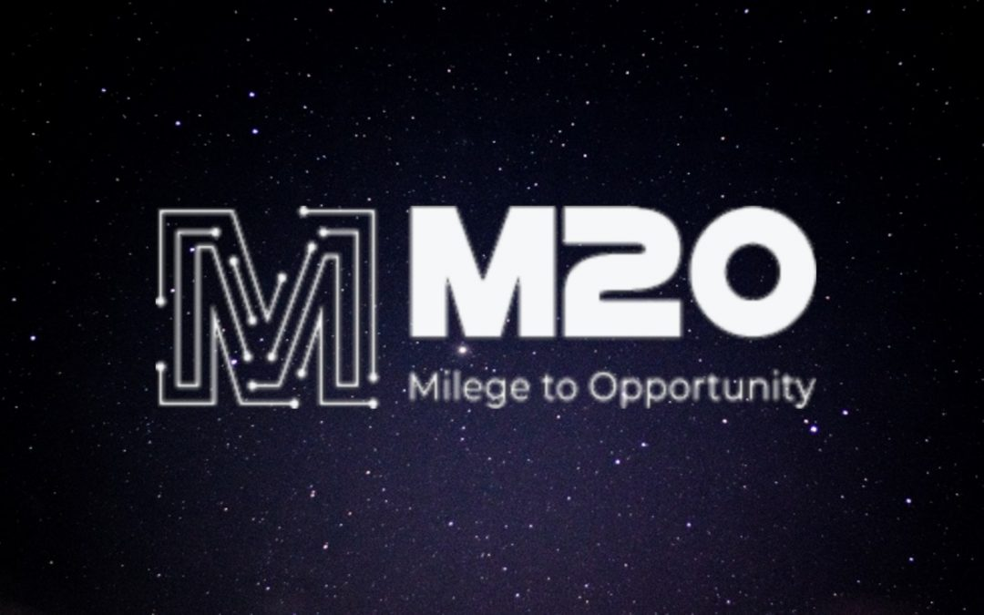 M2O ICO: All the mileage and points, it will be one in M2O