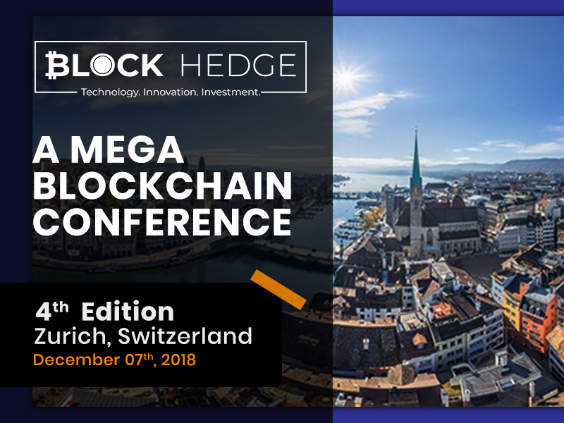 Switzerland Mega blockchain conference