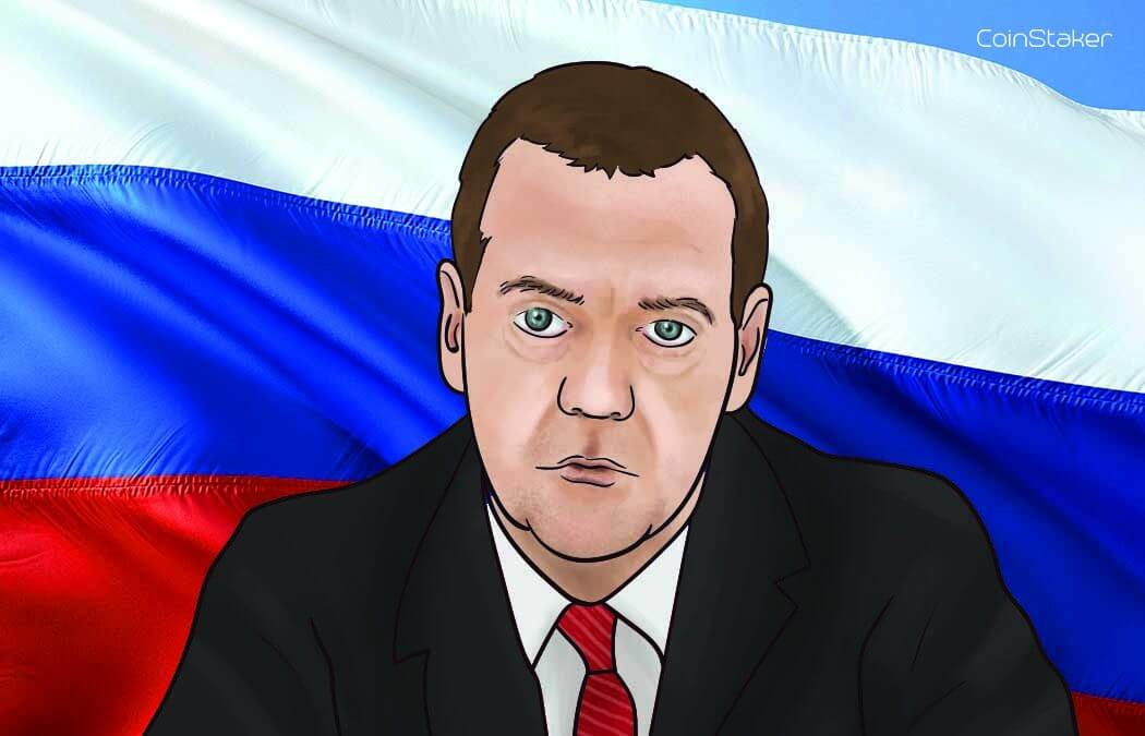 Russian Prime Minister, Dmitry Medvedev: We should pay more attention to Crypto