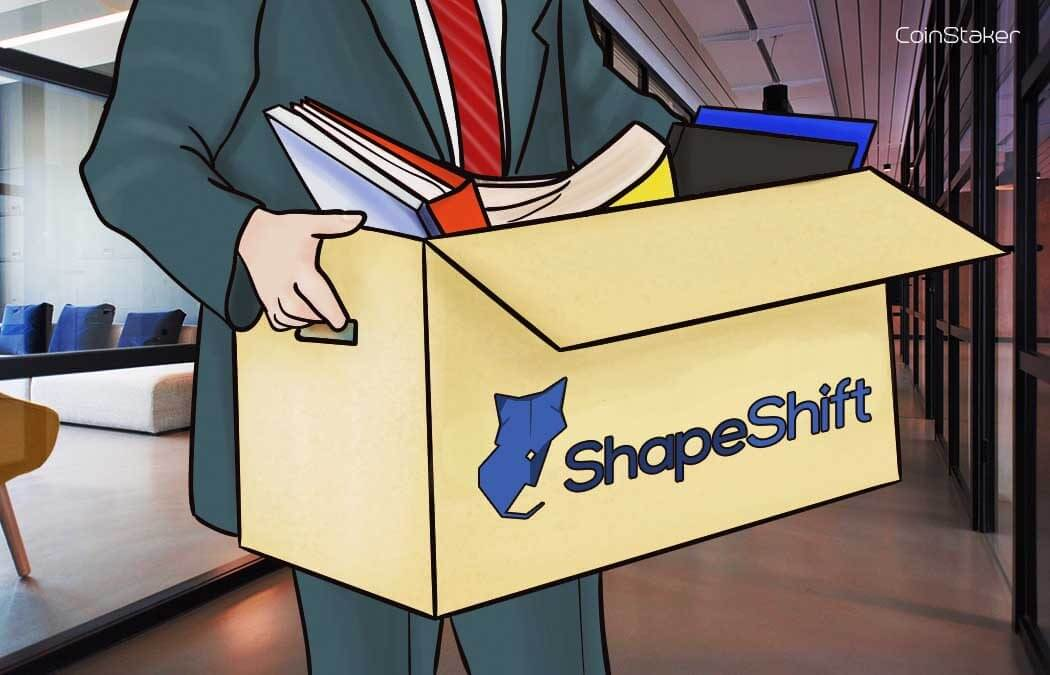 ShapeShift announces layoffs, because of the Crypto Bear market