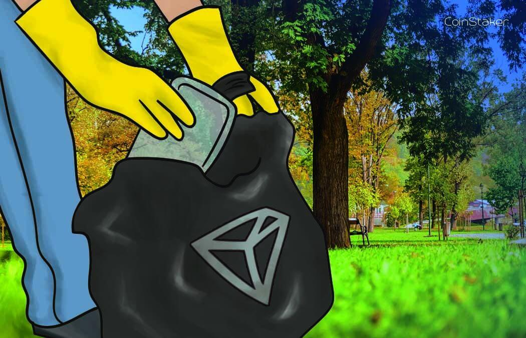 TRON is Garbage? According to Stellar and Ripple co-founder, Jed McCaleb