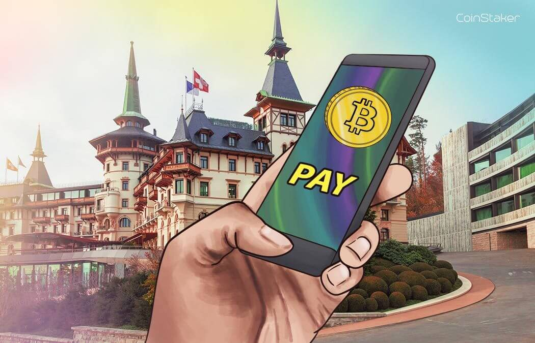 Crypto Payments Now Accepted in Luxury Swiss Hotel